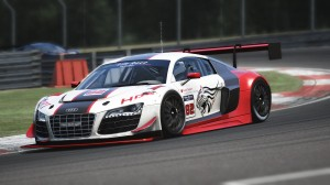 Lourens enjoyed his best performance of the season to win GT-AM.
