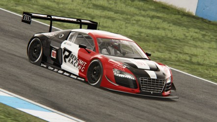 Clifford Needell - #101 Audi R8 LMS