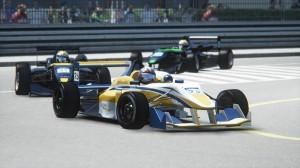 AGBSs Gabriel Rossouw narrowly leads Race 2.